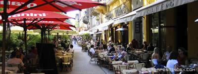 VI.ker.Liszt F. tér,550m2, melegkonyhás,utcai, új étterem kiadó