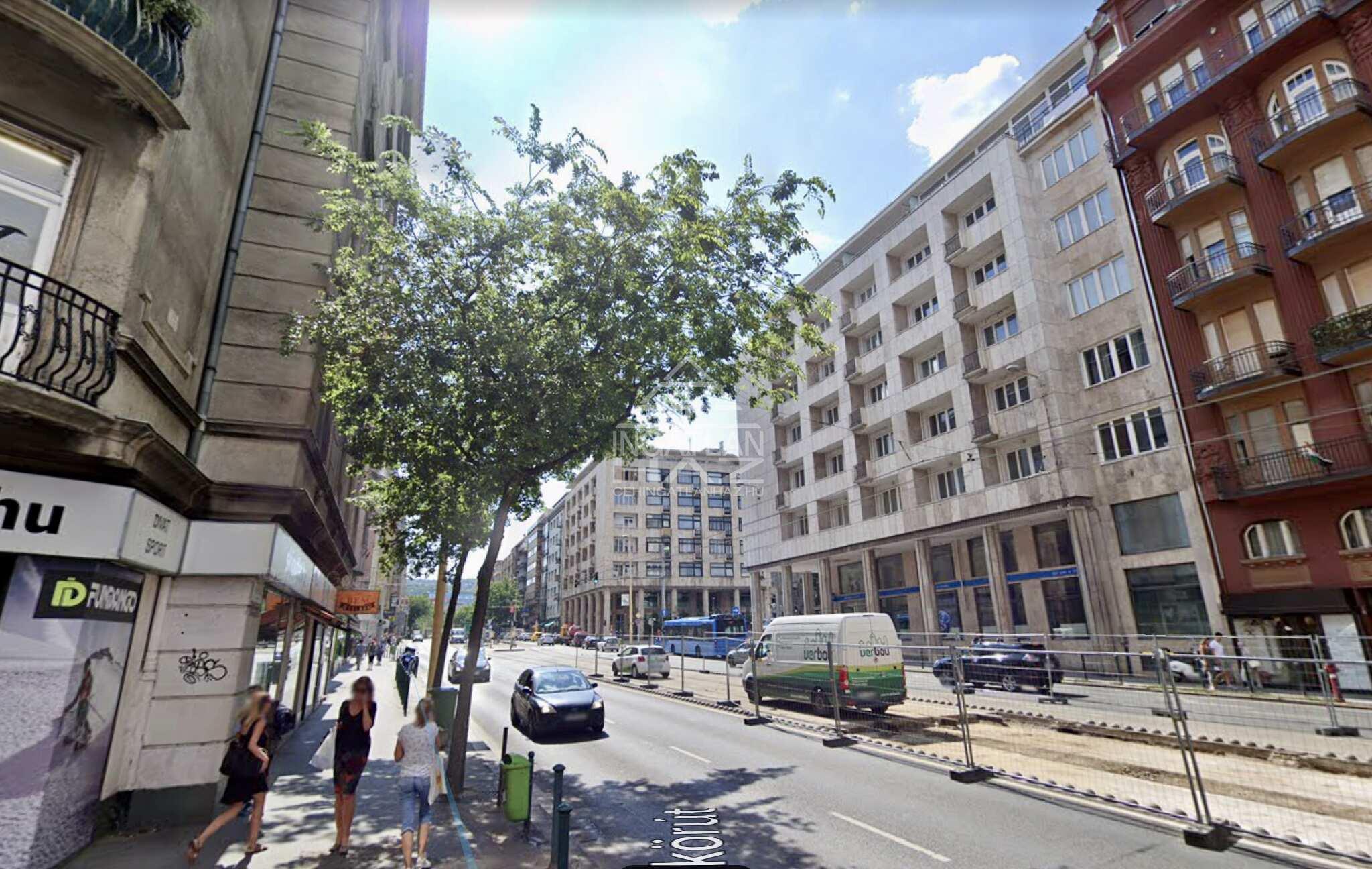 II,ker, Margit krt, 80m2, utcai,kirakatos üzlethelyiség kiadó