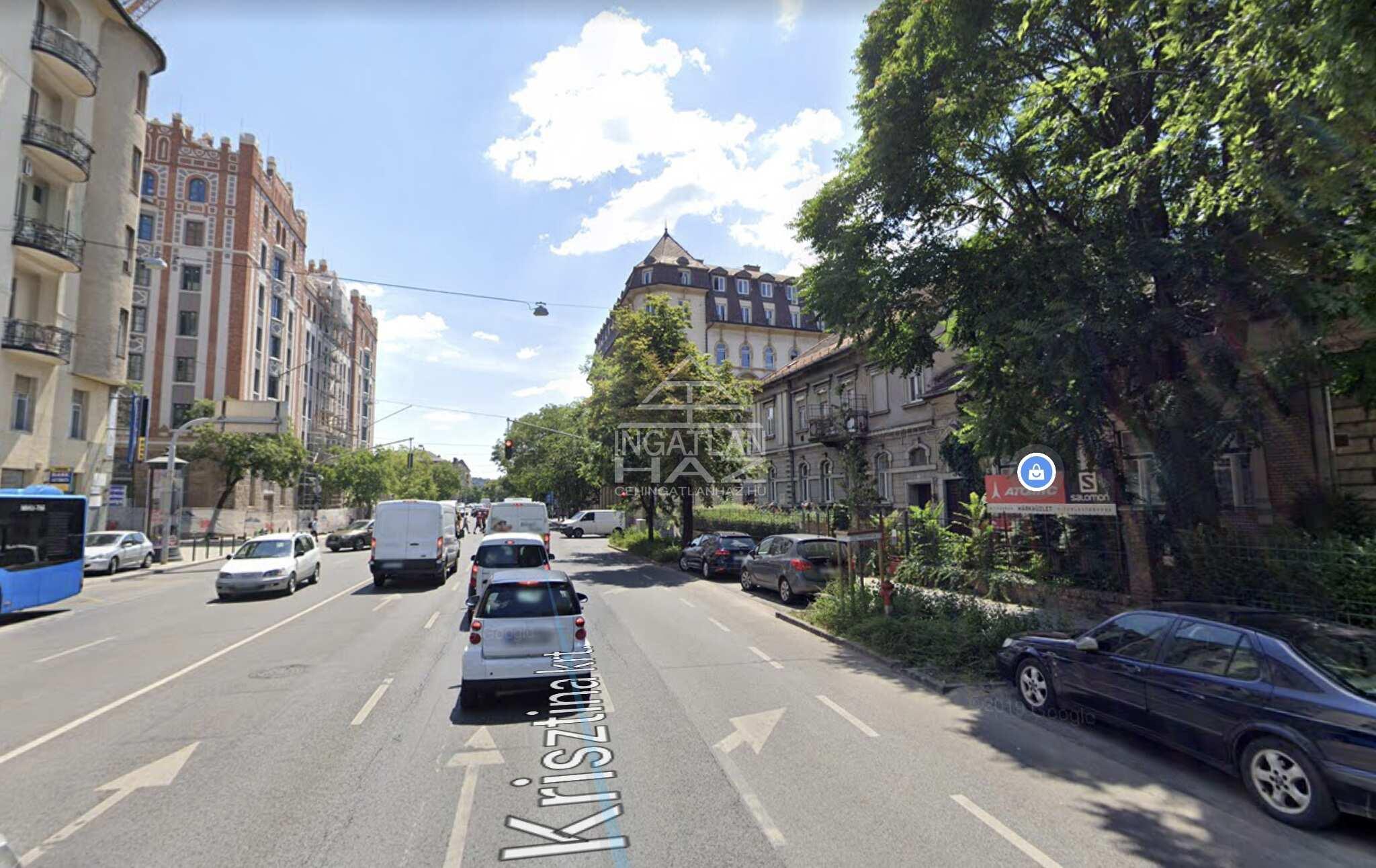 XII.ker, Krisztina krt, Szél Kálmán térnél, 120m2, 4 szobás , utcai lakás eladó