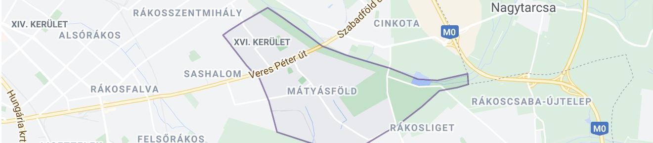XVI.ker. Mátyásföld, 50.000m2, raktár, iroda, Ipari Ingatlan Kiadò