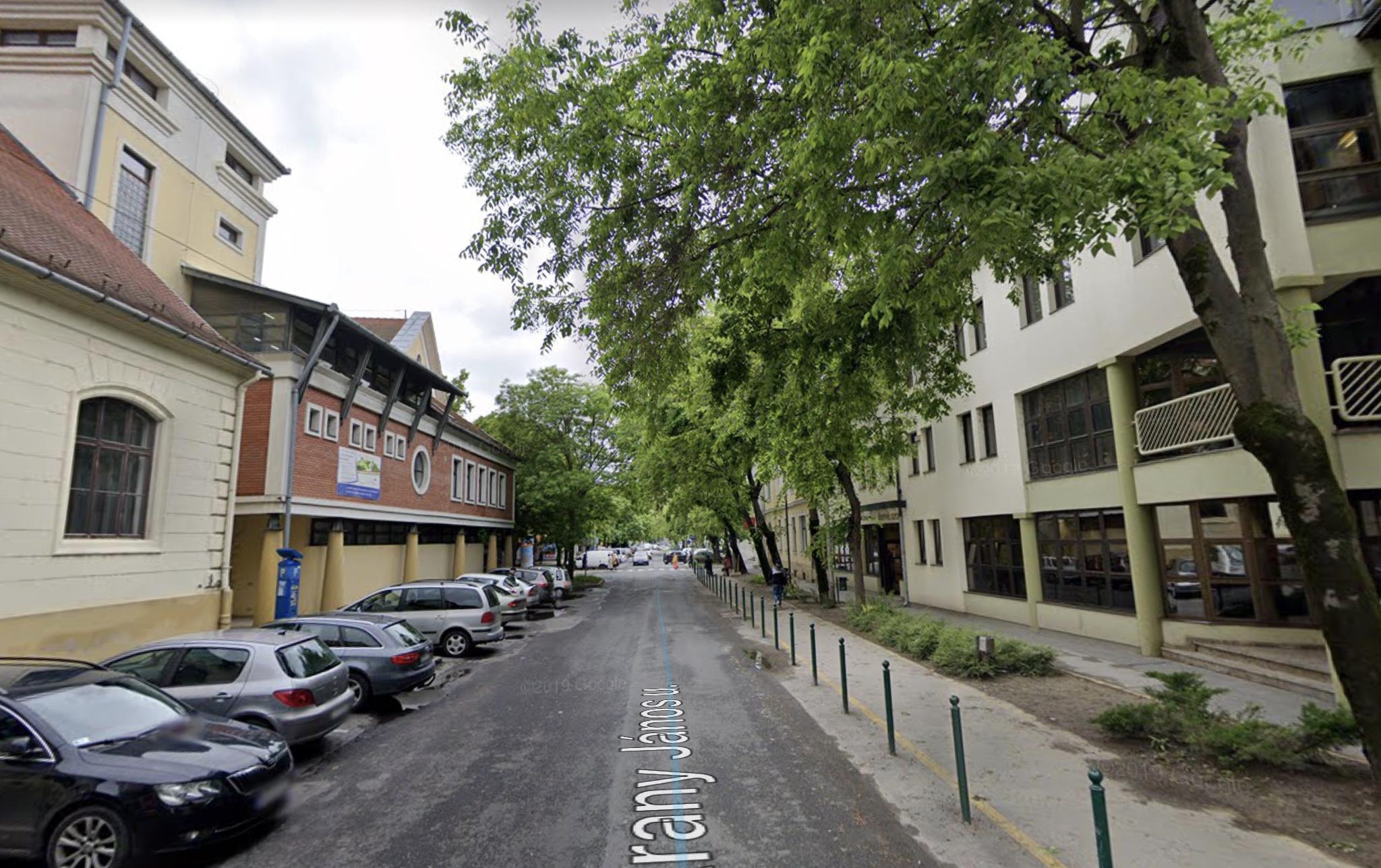Szekszárd Arany János utca, 400m2, Önálló Épület Eladó