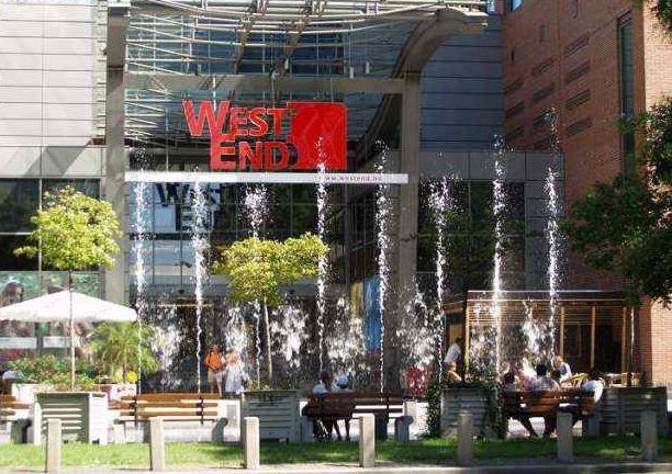 VI.ker,.WestEnd,25m2,Üzlethelyiség Kiadó