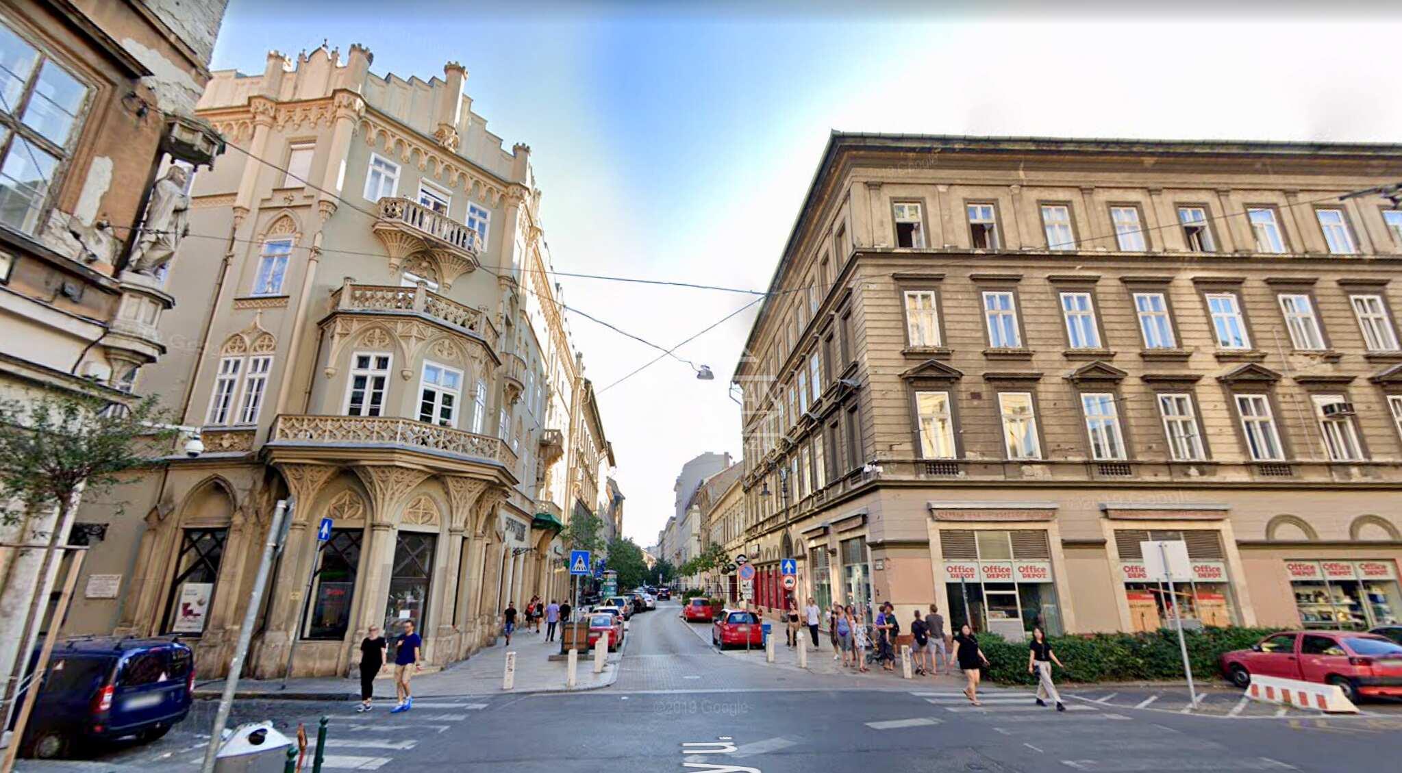 VII.ker. Vigalminegyed, Király utcánál, 20 új lakás/apartman,bútorozva,berendezve, utcai, kiadò