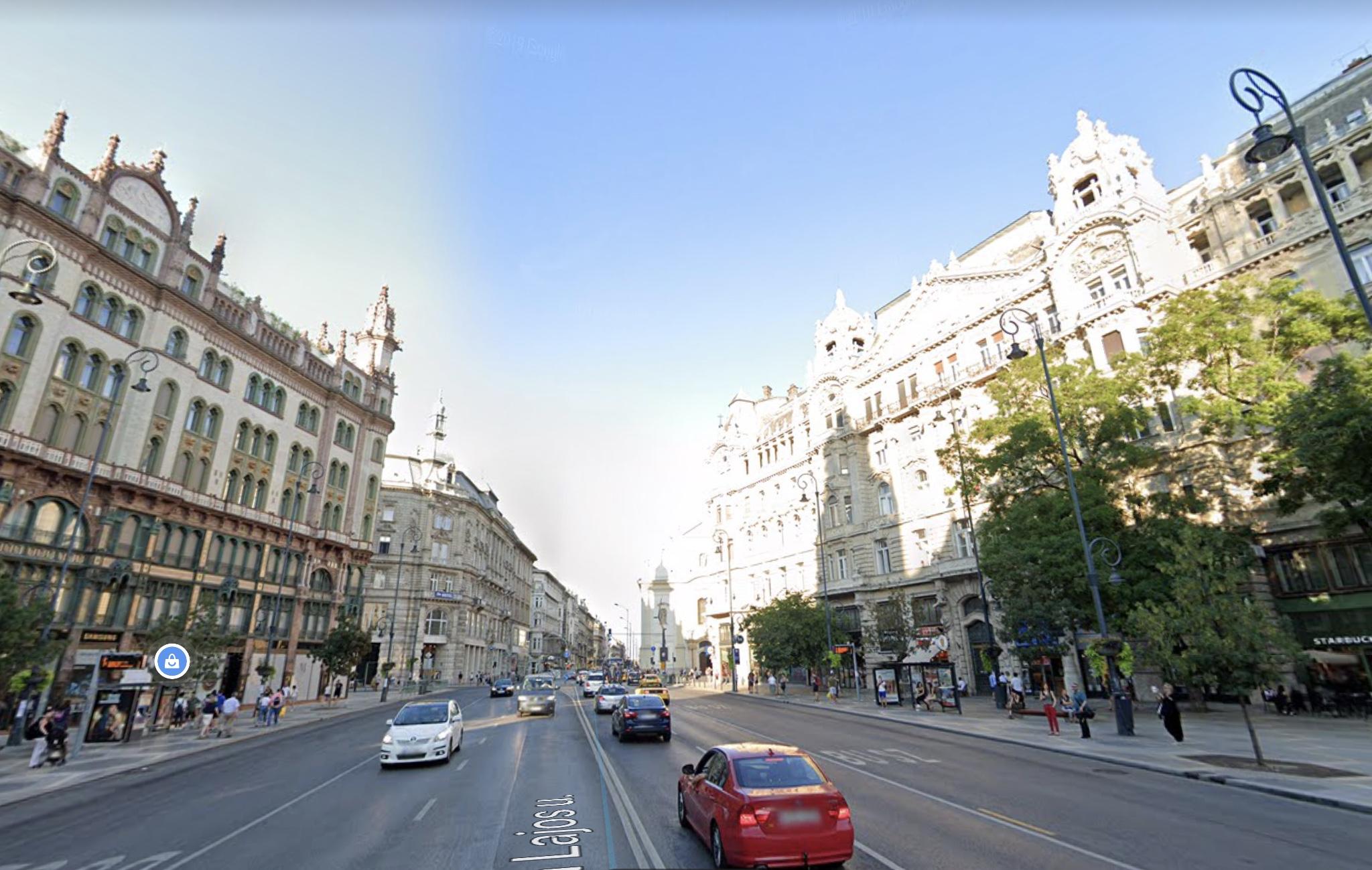 V.ker. Belváros  szívében, Ferenciek terénél, Városház utca, 700m2, új,4*, 20 Szobás Szálloda Eladó