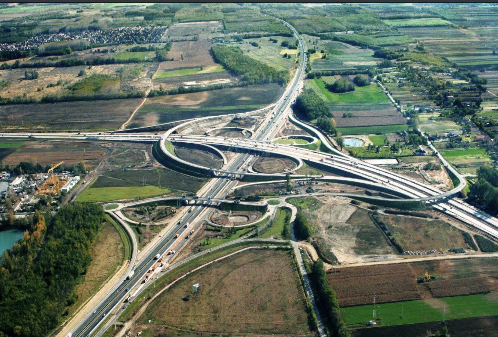 Szeged M5, autópályánál, 45.000 m2, ipar terület, építési telek eladó