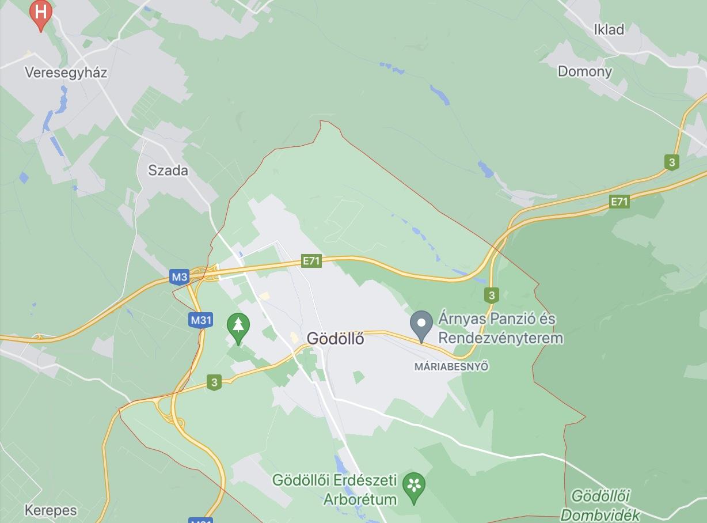 Gödöllönél, M3, 210.000m2, Raktár, Iroda, étterem,Ipari Ingatlan Kiadò